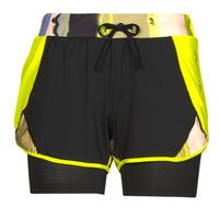 material Women Shorts / Bermudas Only Play ONPARI Yellow / Black