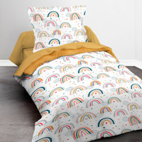 Home Girl Bed linen Today HAPPY 2.13 White