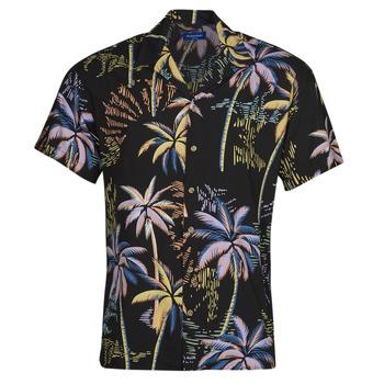 material Men short-sleeved shirts Jack & Jones JORTROPICANA Multicolour