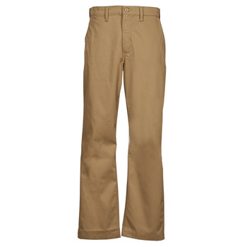 material Men chinos Vans AUTHENTIC CHINO Brown