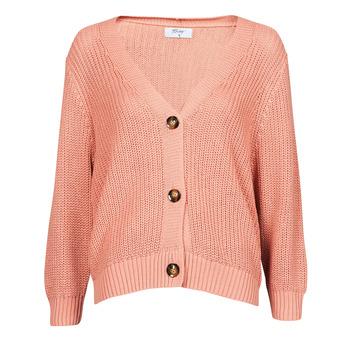 material Women Jackets / Cardigans Betty London POUPEE Pink