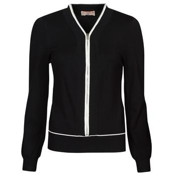 material Women Jackets / Cardigans Moony Mood PACHUN Black