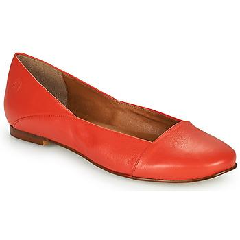 Shoes Women Ballerinas Casual Attitude PATTIA Red