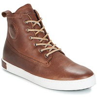 High top trainers Blackstone INCH WORKER ON FOXING FUR