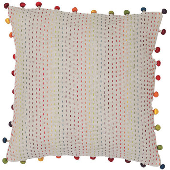 Home Cushions covers Vivaraise GASTOUNET Grey