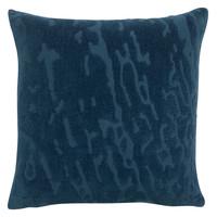 Home Cushions covers Vivaraise INES Blue / Ink