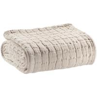 Home Blankets, throws Vivaraise SWAMI Couleur / Lin