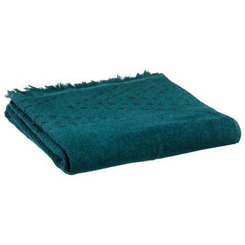 Home Towel and flannel Vivaraise JULIA Petrol