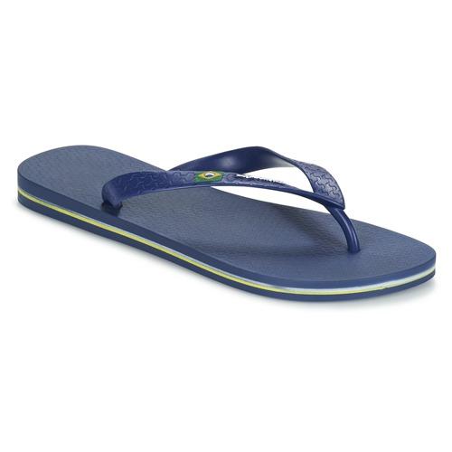 Shoes Men Flip flops Ipanema CLASSICA BRASIL II Marine
