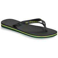 Shoes Men Flip flops Ipanema CLASSICA BRASIL II Black