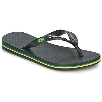 Shoes Children Flip flops Ipanema CLASSICA BRASIL II KIDS Black