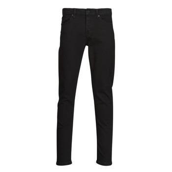 material Men slim jeans Only & Sons  ONSLOOM Black