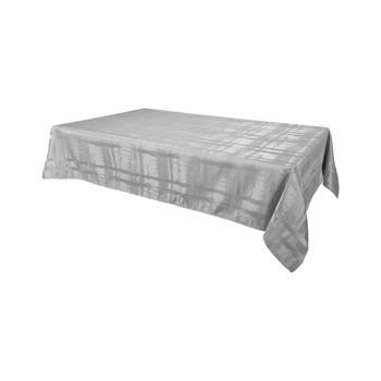 Home Napkin, table cloth, place mats Habitable FABIOLA - ARGENTÉ - 145X240 CM Silver