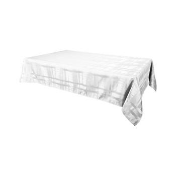 Home Napkin, table cloth, place mats Habitable FABIOLA - BLANC - 145X300 CM White