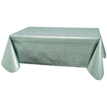 Home Napkin, table cloth, place mats Habitable LAZURE - GRIS - 140X200 CM Grey