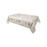 Home Napkin, table cloth, place mats Habitable FOURNIL - ROUGE - 140X200 CM Red