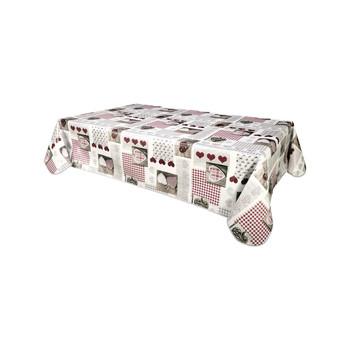 Home Napkin, table cloth, place mats Habitable BERNEIX - BLANC - 140X200 CM White