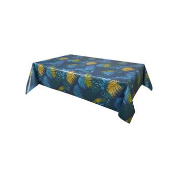 Home Napkin, table cloth, place mats Habitable BIPHIL - BLEU - 140X200 CM Blue