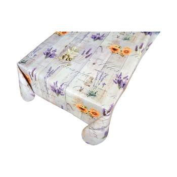 Home Napkin, table cloth, place mats Habitable ARLES - GRIS - 140X200 CM Grey
