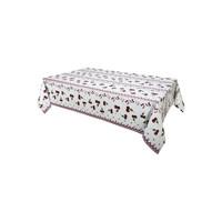 Home Napkin, table cloth, place mats Habitable CERISE - ROUGE - 140X200 CM Red