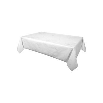 Home Napkin, table cloth, place mats Habitable MARBRE - ARGENTÉ - 140X200 CM Silver