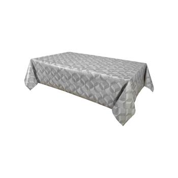 Home Napkin, table cloth, place mats Habitable BETON - GRIS - 140X200 CM Grey