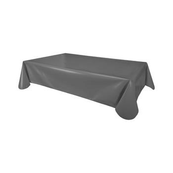 Home Napkin, table cloth, place mats Habitable UNI - GRIS - 140X200 CM Grey