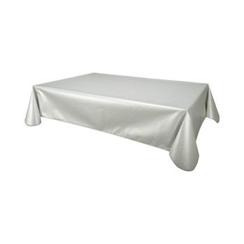 Home Napkin, table cloth, place mats Habitable ASIA - ARGENTÉ - 140X250 CM Silver