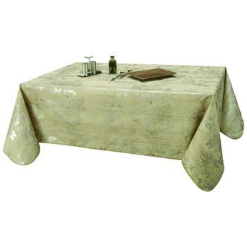Home Napkin, table cloth, place mats Habitable COTTAGE PAPILLON - MARRON - 140X200 CM Brown