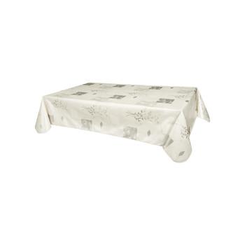 Home Napkin, table cloth, place mats Habitable ETAMINES - ARGENTÉ - 140X200 CM Silver