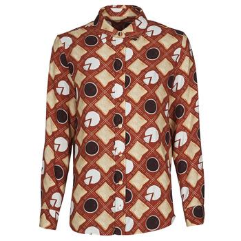 material Women Shirts Soi Paris x Spartoo PICNIC Brown