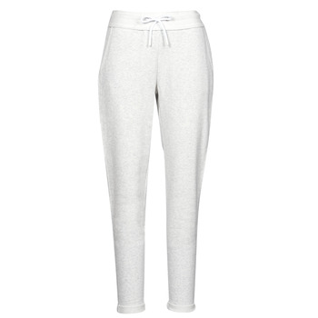 material Women Tracksuit bottoms Only Play ONPSHAU White