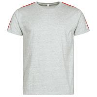 material Men short-sleeved t-shirts Yurban  Grey