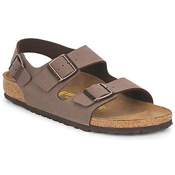 Sandals Birkenstock MILANO Brown 350x350