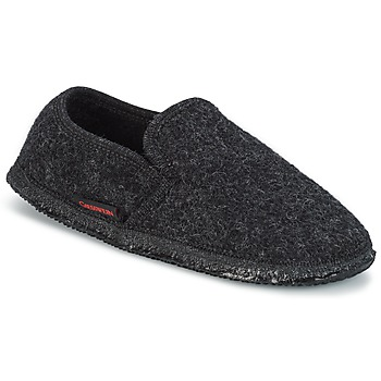 Shoes Men Slippers Giesswein NIEDERTHAL Black
