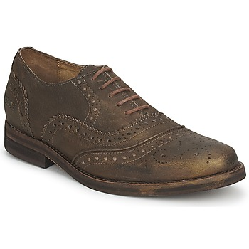 Shoes Women Brogue shoes Dkode MAGNA Kaki