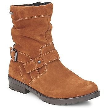 Shoes Girl Mid boots Ricosta RAJSA Brown