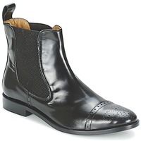 Shoes Women Mid boots Fericelli GIFOGRA Black
