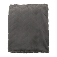 Home Blankets, throws Côté Table REFUGE Grey