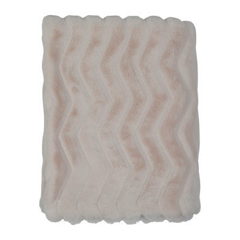 Home Blankets, throws Côté Table REFUGE Ivory