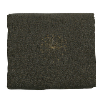 Home Napkin, table cloth, place mats Côté Table ASTERALE Grey / Dark