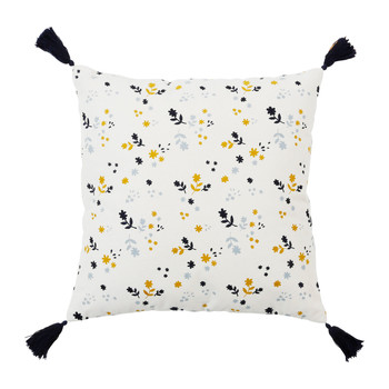 Home Cushions Jardin d'Ulysse MON HIRONDELLE White
