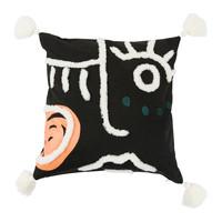 Home Cushions covers Sema ARTY Black