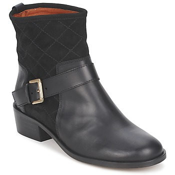 Shoes Women Mid boots Emma Go LAWRENCE Black