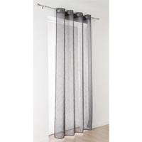 Home Sheer curtains Linder LIUM Grey / Dark