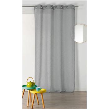 Home Sheer curtains Linder LIUM Grey / Clear