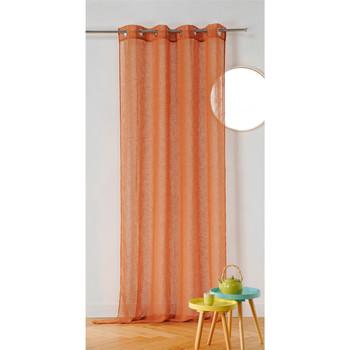 Home Sheer curtains Linder LIUM Terracotta