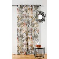 Home Sheer curtains Linder ARUSHA Kaki