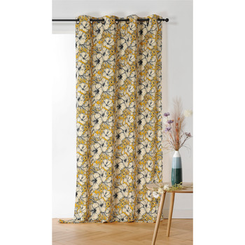 Home Curtains & blinds Linder MAEVA Yellow
