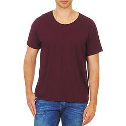 material Women short-sleeved t-shirts American Apparel RSA0410 Bordeaux
